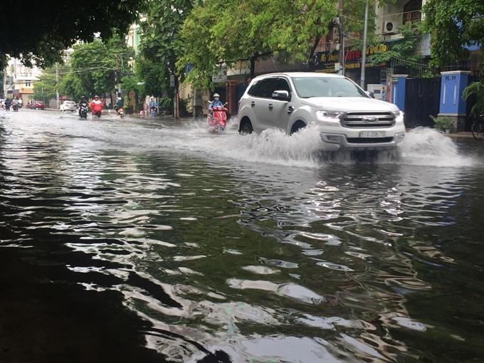 City seeks long-term flood-prevention measures