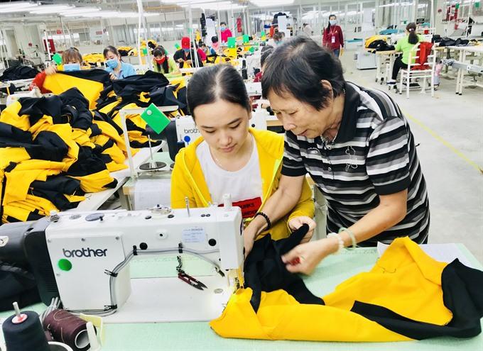 Investment transforms life in Kiến Tường