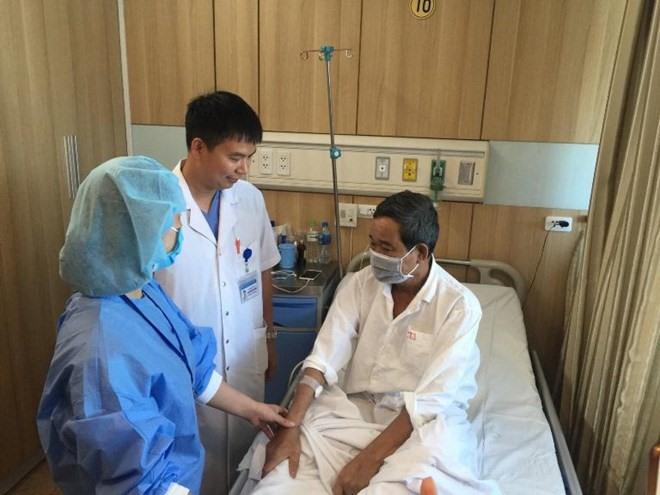 Hà Nôi hospital sees new organ donation record