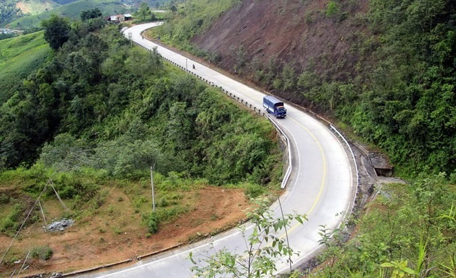 Dangerous pass to be upgraded to reduce accidents