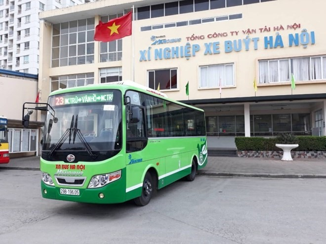 Hà Nội buses strive to serve more riders