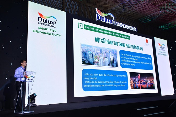 Việt Nam pushes for development of smart urban areas
