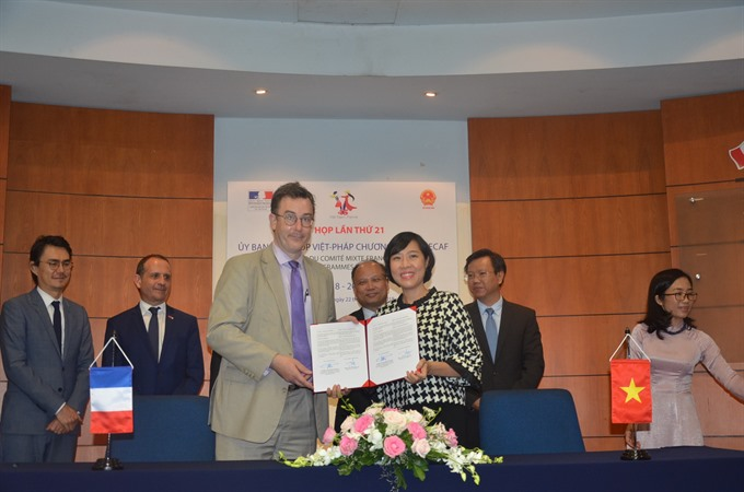 Vietnam France agree to enhance cultural ties