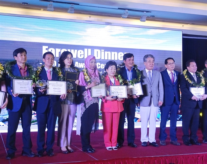 HCM City Hà Nội win Asia-Pacific tourism awards