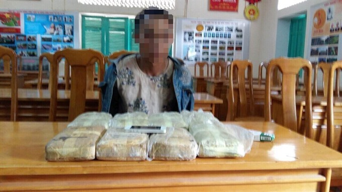 ASEAN countries fight rise in drug trafficking