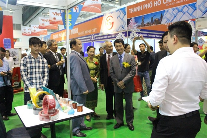 Trade fair to display best Vietnamese Lao products