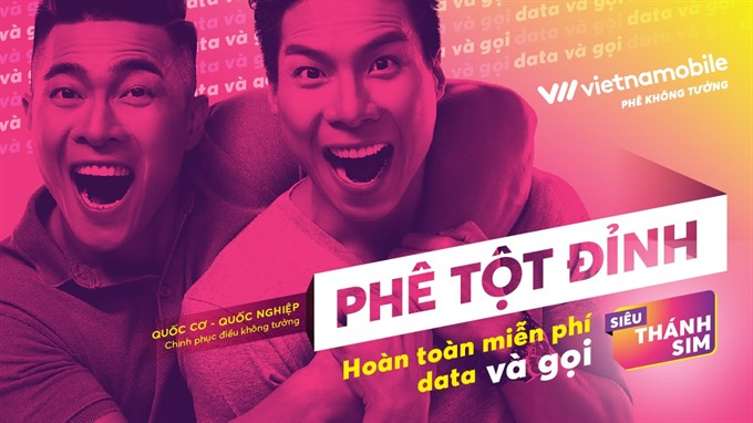 Vietnamobile offers super-low cost plan