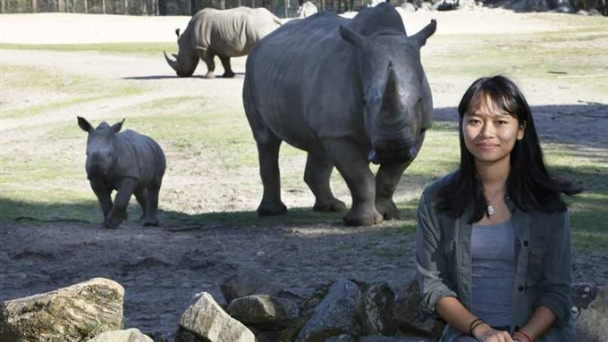 VN conservationist inspires love for nature worldwide