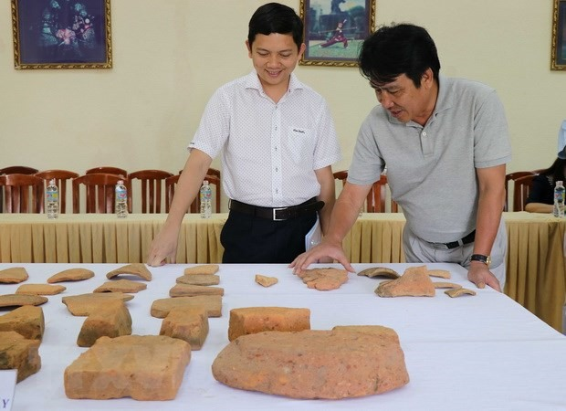 Scientists announce excavation results of central provinces relics