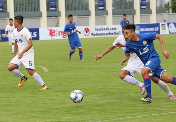 PVF start strong at national U17 champs