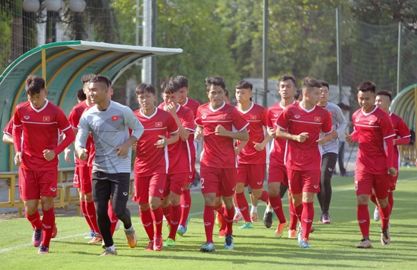 Việt Nam ready for AFF U19 Football Championship