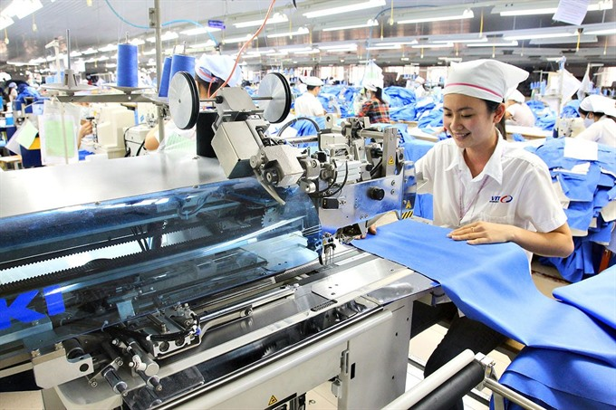 Manufacturing firms perform better in second quarter