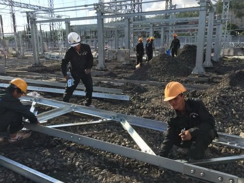EVN invests in six new power works on Phú Quốc Island