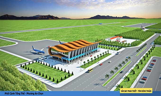 Govt urges speedy approval of new plan for Phan Thiết Airport