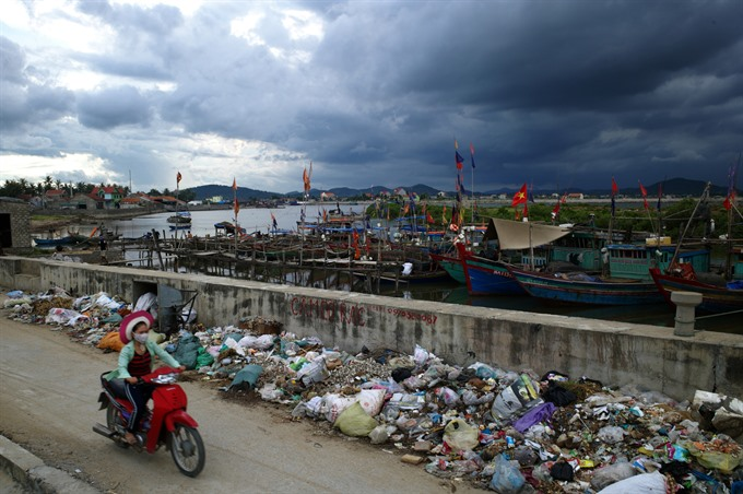 VN must up the pace on waste sorting