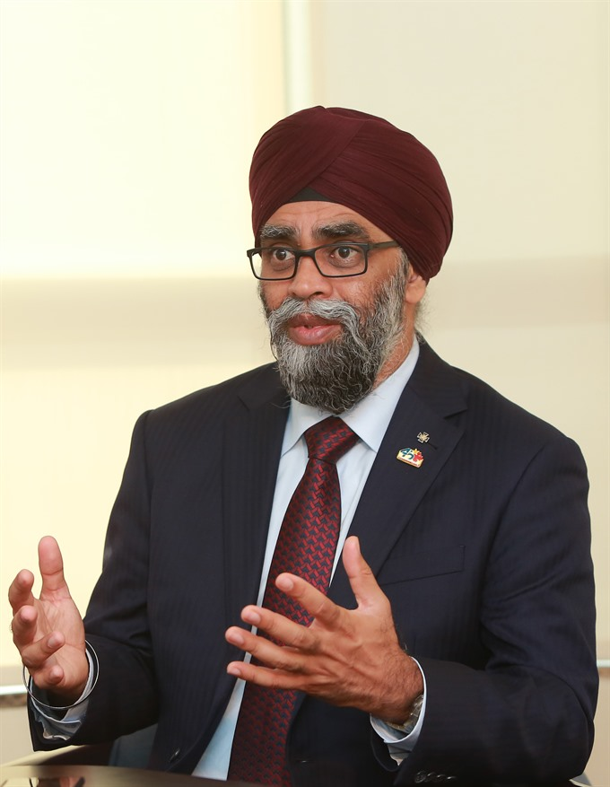 Canada to maintain security cooperation