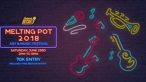 Melting Pot festival