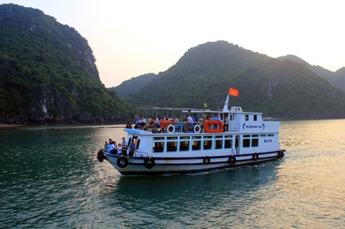 Hải Phòng tightens boat inspection after tourist complaint