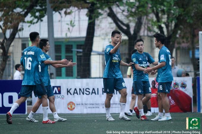 VietFootball Cup 2018 kicks off in Hà Nội
