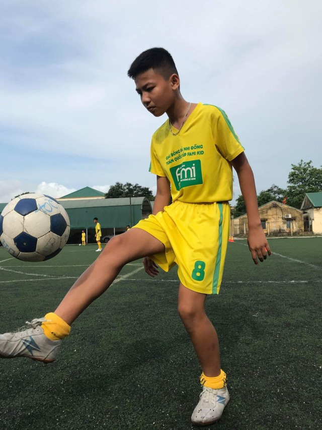 VN kids to compete in intl football event in Russia