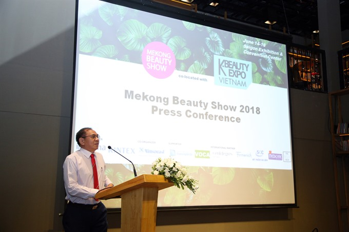 HCM City to host Mekong Beauty Show