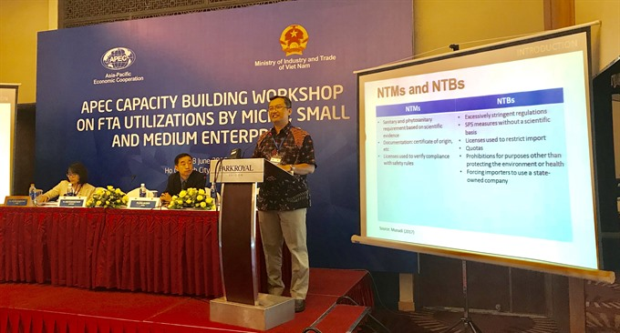 MSMEs need Govt support to benefit from FTAs