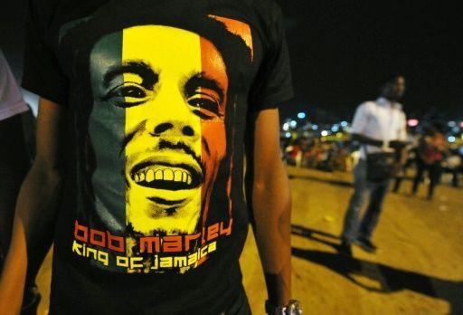 Hollywood plans Bob Marley biopic