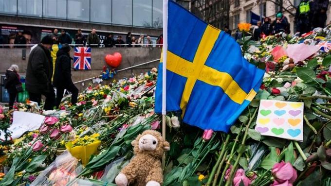 Sweden jails radicalised Uzbek truck attacker for life