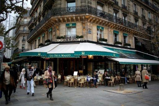Parisians seek UNESCO heritage status for bistros cafes