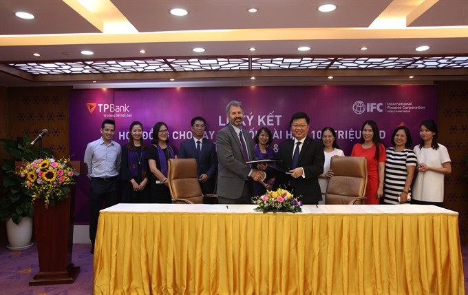 IFC arranges 100m loan for TPBank to promote digital financial services to MSMEs