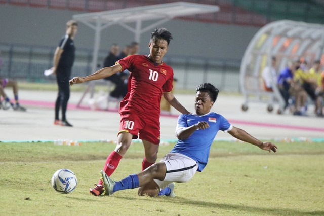 Việt Nam U19 team ousted from AFF event