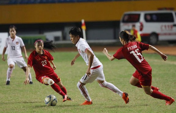 Việt Nam to meet Australia in AFF womens champs