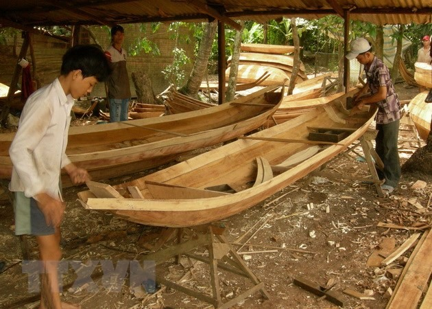 Đồng Tháp to preserve expand traditional craft villages