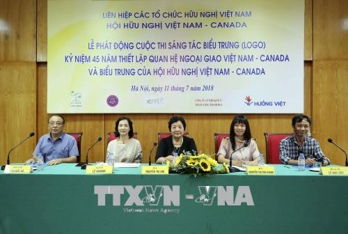VN-Canada logo contest launched