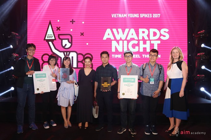 Young Spikes marketing communications contest returns to Việt Nam