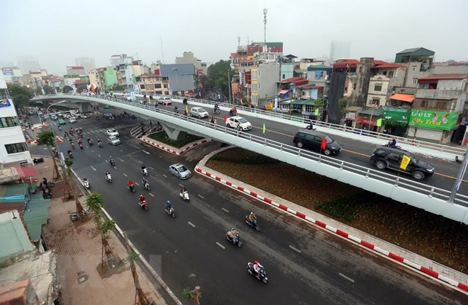 21 Hà Nộis projects expected behind schedule