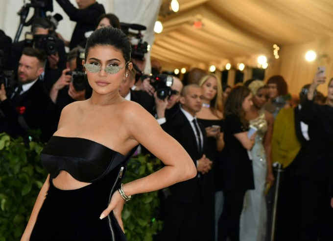 Kylie Jenner 20 on cusp of billionaire status: Forbes
