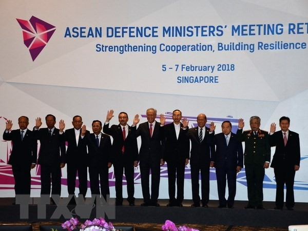 ASEAN partners meet in Singapore to strengthen defence ties