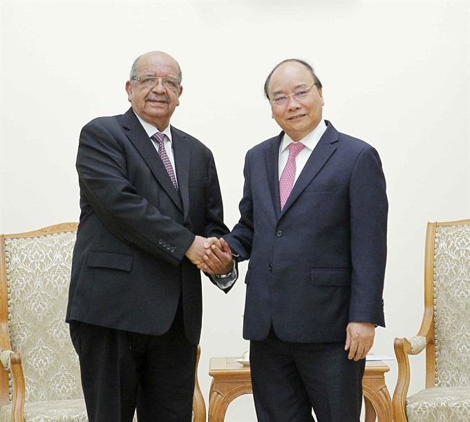 Việt Nam looks to forge ties with Algeria in various fields: PM