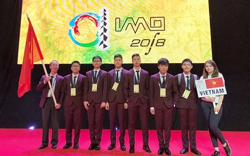 Việt Nam wins six medals at international math contest