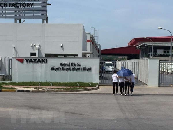 Air quality safe at Yazaki: test results
