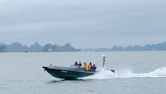Search continues for missing fishermen