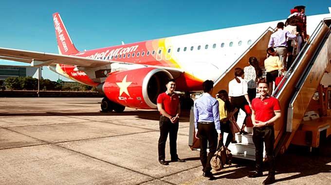 Vietjet transfers operations to Terminal T1 at Yangon intl airport