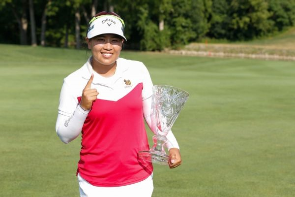 Thidapa beats Lincicome in playoff to win first LPGA title