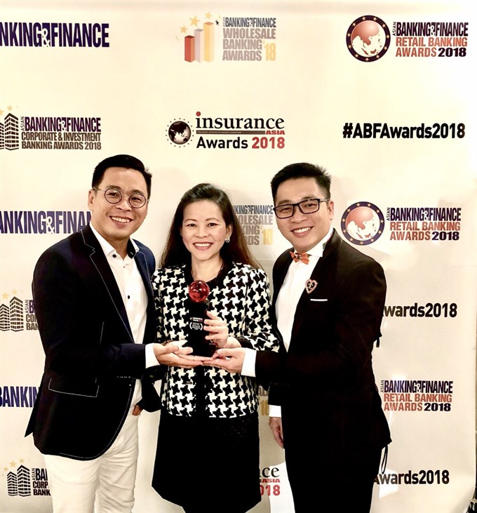 FWD wins marketing honours at Asia Insurance Awards