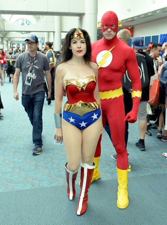 Get your geek on: 130000 head for San Diego Comic-Con