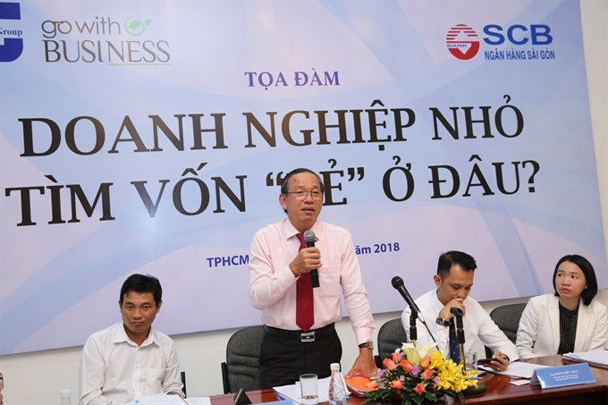 Financial transparency key to small firms credit
