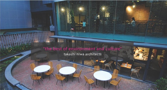 Japanese architect to present his concept