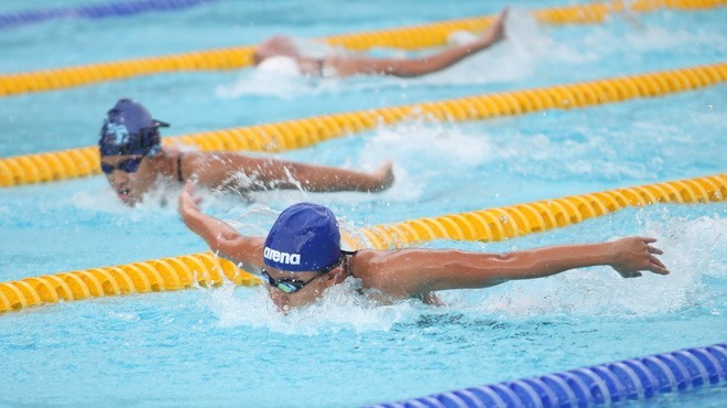 HCM City triumph at national swimming champs