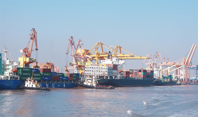 Maritime cargo shipping saw positive growth in first half of 2018 weakness remained